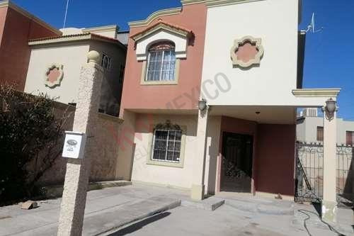 Casa En Renta En Fraccionamiento Gardeno Residencial Magnifico Sector Cd Juarez Chihuahua