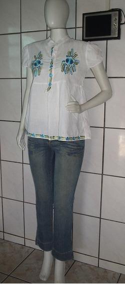 Calça Jeans Feminina Equus Descolada Tamanho 40