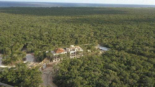 Departamento En Preventa 1 Rec En La Más Nueva Zona De Aldea Zama Tulum (603)