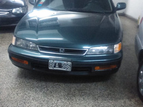 Honda Accord 2.0 Ex. Sedan