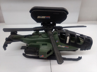 G.i Joe Helicóptero Razor Blade 1993