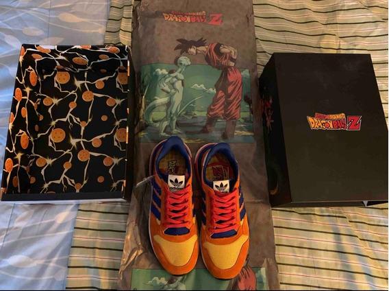 Tenis adidas Dragon Ball Z Series Goku Sneakers Tam 42,37