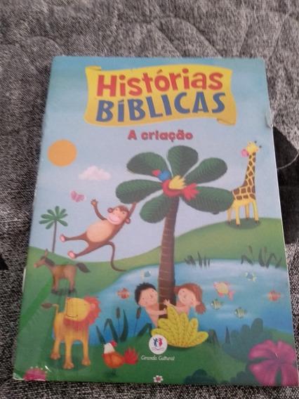 Histórias Bíblicas Da Editora Ciranda Cultural