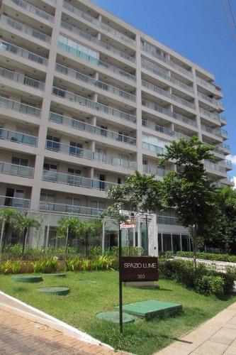 Flat Com 1 Dormitório, 51 M² - Venda Por R$ 420.000,00 Ou Aluguel Por R$ 2.200,00/mês - Mooca - São Paulo/sp - Fl0001