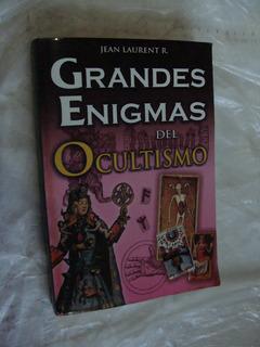 Libro Grandes Enigmas Del Ocultismo , Jena Laurent , 368 Pa