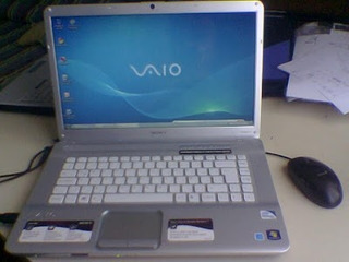 Laptop Sony Vaio Vgn-nw215t Intel Core 2 15.6 (por Partes)