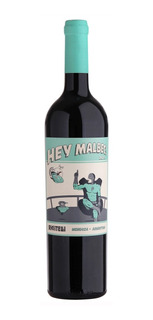 Vino Hey Malbec - Matias Riccitelli X 750ml Celler