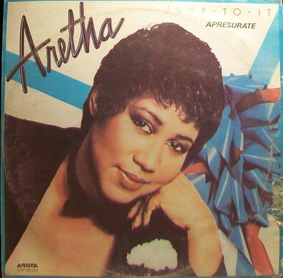 Aretha Franklin - Apresurate Disco Vinilo Lp