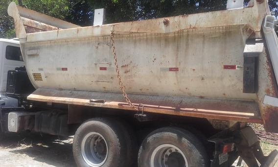 Caminhão Basculante 2423k 6x4 M. Benz