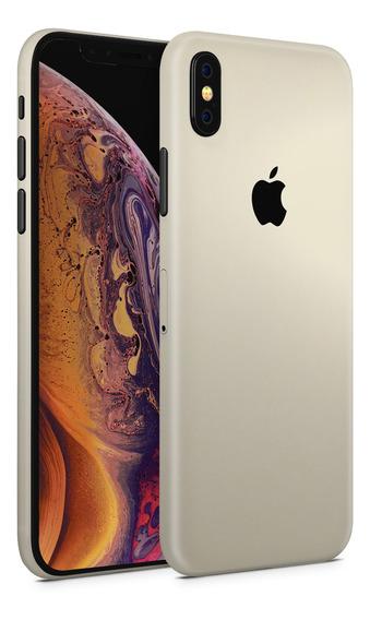 Skin Blanco Perla Para Telefonos Apple iPhone