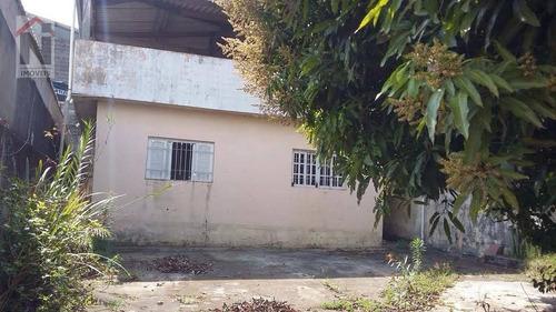 Casa Com 2 Dormitórios À Venda, 176 M² Por R$ 280.000,00 - Jardim Casa Branca - Suzano/sp - Ca0054