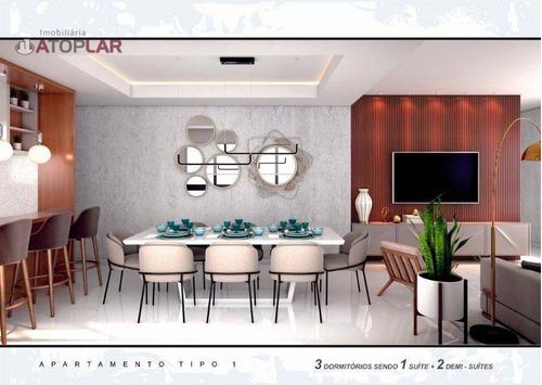 Imagem 1 de 8 de Cobertura À Venda, 213 M² Por R$ 2.516.800,00 - Centro - Balneário Camboriú/sc - Co0205