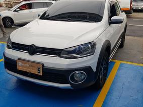 Volkswagen Saveiro 1.6 16v Cross Cab. Dupla Total Flex 2p!!