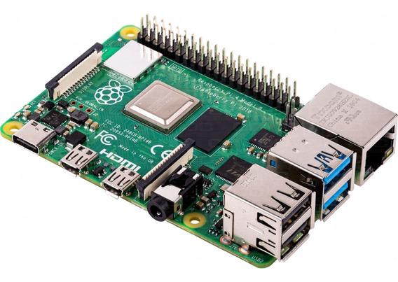 Raspberry Pi 4 1gb Original Made In Uk 4k Usb-c