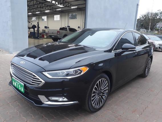 Ford Fusion Titanium Awd 2017 - Garantia De Fábrica