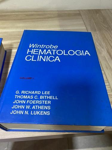Livro De Hematologia