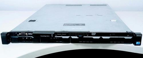 Servidor Poweredge R310 - Intel Xeon 3430- 16gb - 2tb De Hd