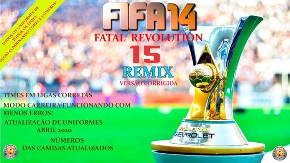 Fifa 14 Patch Fatal Revolution 15.0