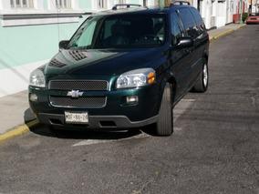 Chevrolet Uplander C Extendida Aac Rines Dvd At 2006