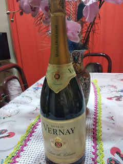 Veuve Du Vernay. Vino Blanco Espumoso. 1.5l