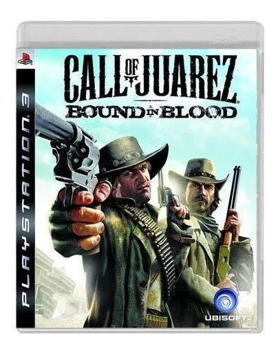 Call Of Juarez: Bound In Blood - Mídia Física Ps3