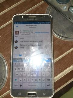 Samsung J7 Metal Usado Com Defeito