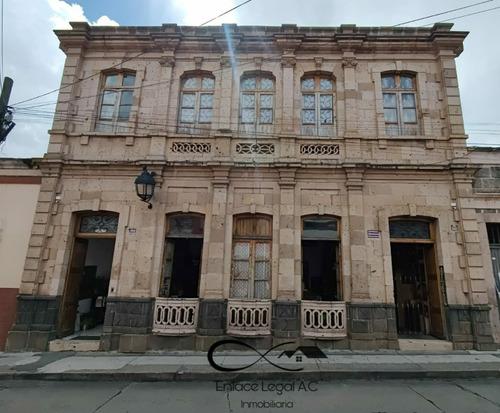 Imagen 1 de 9 de Propiedad Colonial En El Centro De Morelia Oportunidad