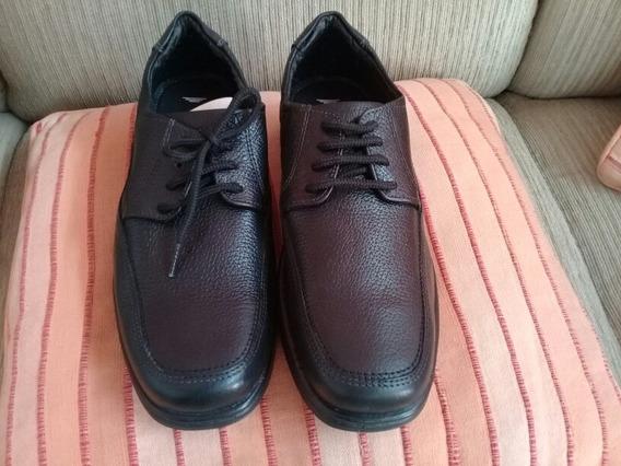 Zapatos Vic Matie Caballero Negro Talla 39 Nuevos