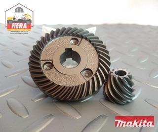 Kit De Engranes Para Mini Esmeril Makita 9557