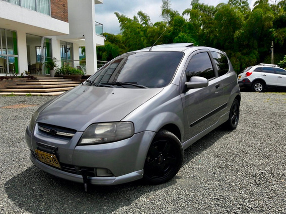 Aveo Gti Limited 3p Mt Aa
