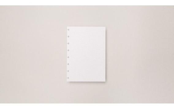 Refil Pontilhado Para Caderno Inteligente 30fl Pequeno 1 Un
