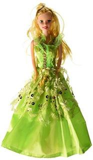 Kole Dreamy Fashion Doll With Dresses