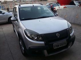 Renault Sandero Stepway 1.6 Flex 2012