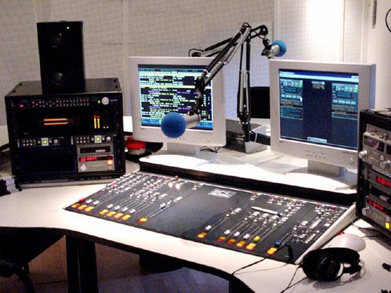 Gravação Propaganda Festa Radio Carro De Som Chamada Voz