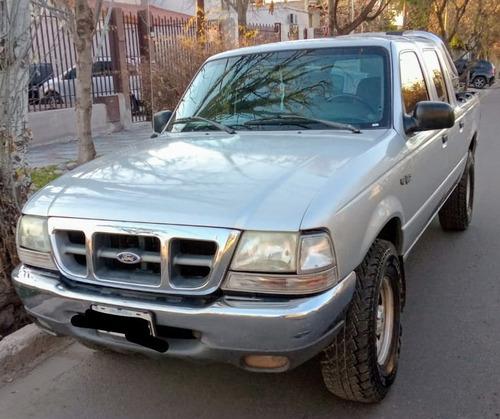 Imagen 1 de 9 de Ford Ranger 2.5 Xlt I Dc 4x4 2000