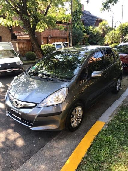 Honda Fit Automatico Con 77.500 Km En Muy Buen Estado!!!