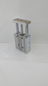 Cilindro Pneuumático Guiado, Mgp16-40 Smc .novo ..