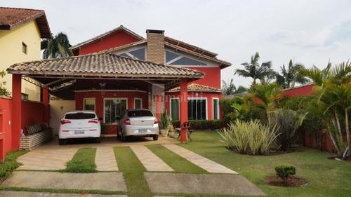Imagem 1 de 15 de Ótima Casa Em Condomínio Bem Localizado - Gv19794