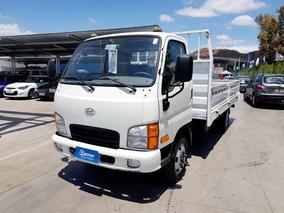 Hyundai Hd35 Carroceria Barandas Año 2016 Licencia Clase B