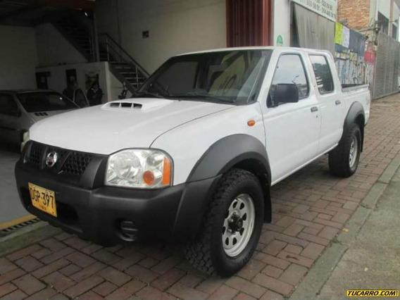 Nissan Frontier Np300 Mt 2.5 4x4