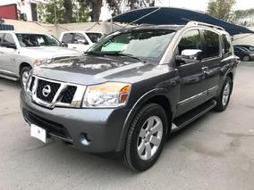 Nissan Armada 5p Exclusive 4x4 Excelentes Condiciones