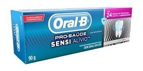 Creme Dental Oral-b Pro Saúde Sensi Alívio - 90g