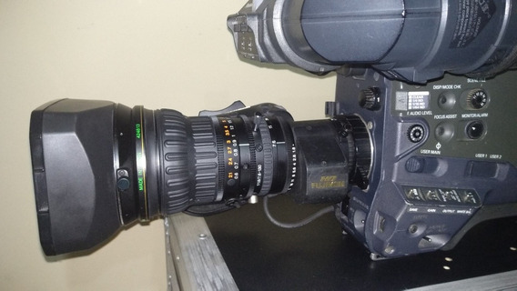 Lente Fujinon Xa17.7.6 Hd Lente Fullhd N Canon Xdcam Sony