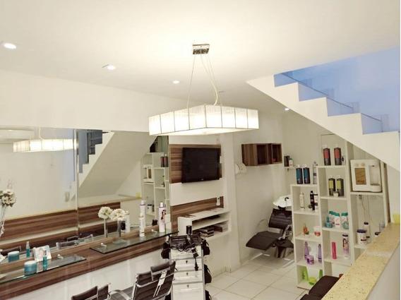 Sala Em Centro, Niterói/rj De 130m² À Venda Por R$ 420.000,00 - Sa317082