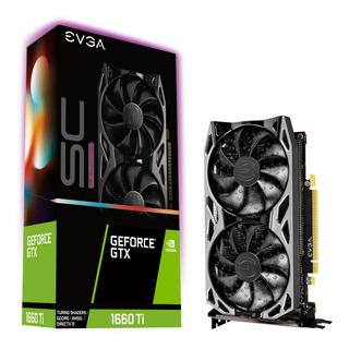 Tarjeta De Video Evga Geforce Gtx 1660 Ti Sc Ultra Gaming