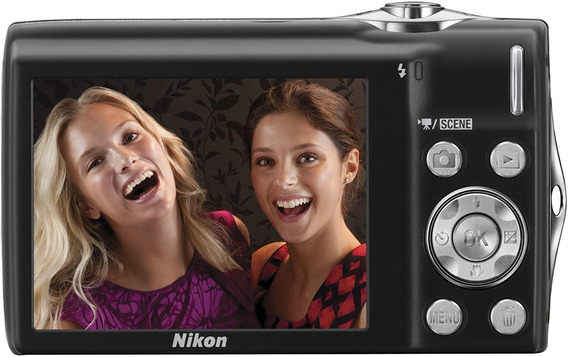Nikon Coolpix S3000 12.0 Mp