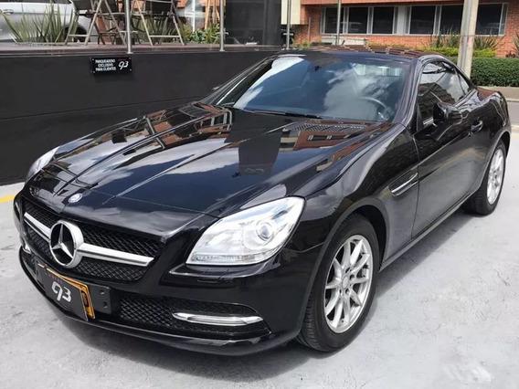 Mercedes-benz Clase Slk 2012