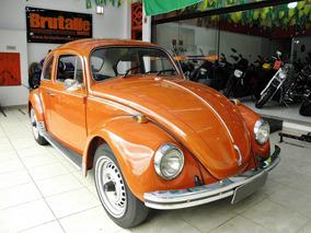 Volkswagen Fusca 1500 8v Gasolina Marrom