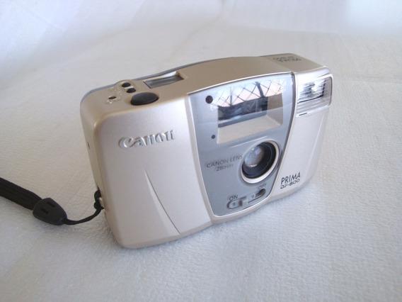 Maquina Fotografica Prima Bf-800 Canon Usada No Estado