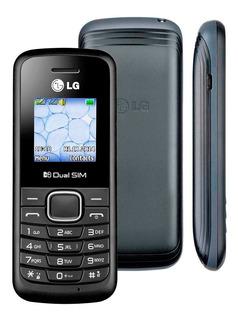 Celular Lg B220 Dual Chip Novo Na Caixa